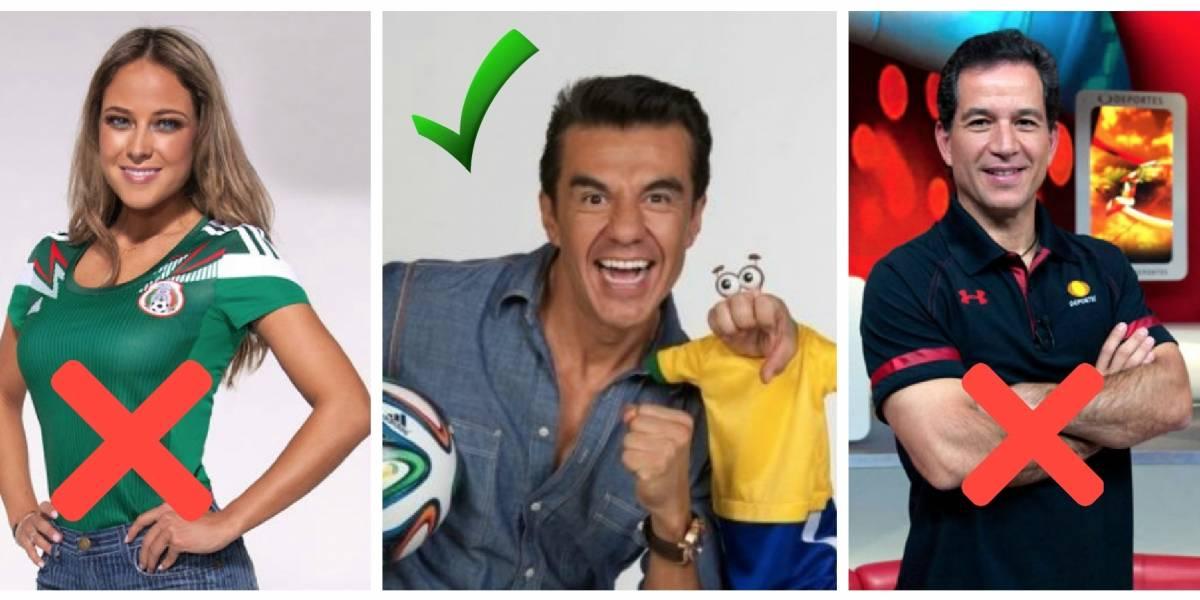 RUSIA 2018: Los sobrevivientes de Brasil 2014 en Televisa Deportes
