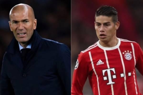 Zinedine Zidane reemplazaría a Niko Kovac en el Bayern Múnich