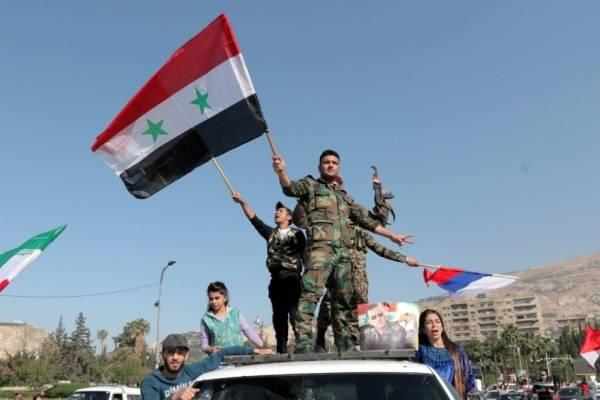 explicación de la situación en Siria
