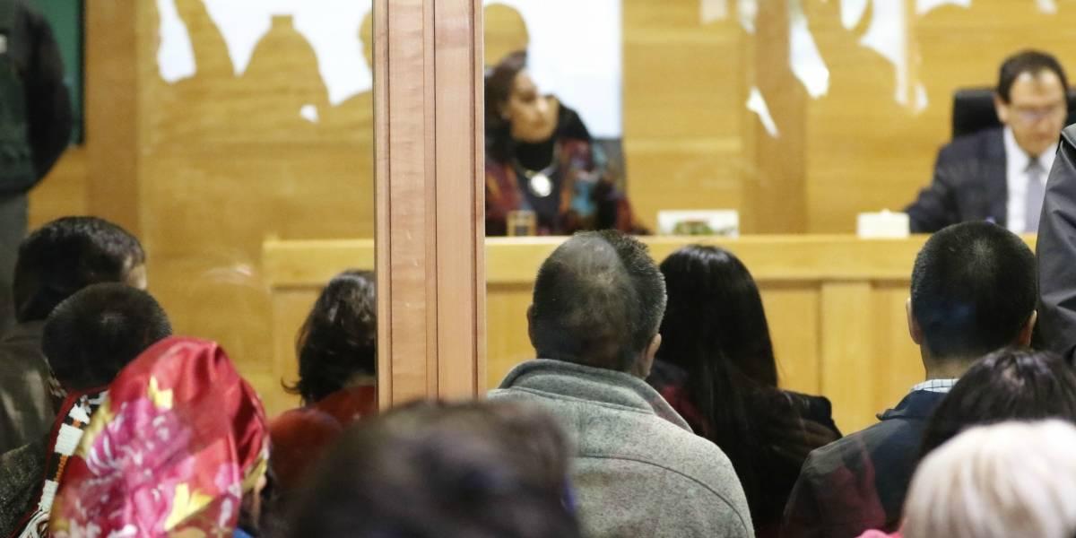 Caso iglesia: condenan a dos de los cuatro imputados por incendio común y descartan carácter terrorista