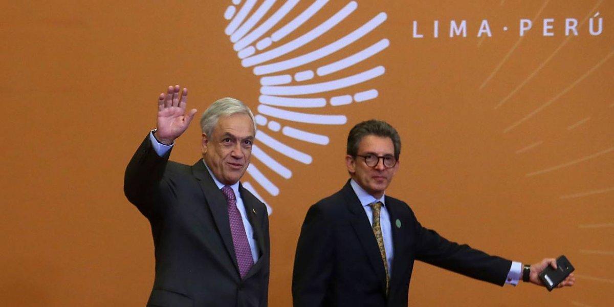 Piñera habló fuerte en la Cumbre de Las Américas: llamó a desconocer las elecciones en Venezuela
