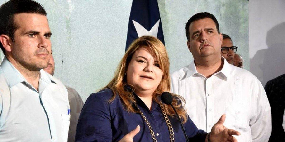 Hace año y medio Jenniffer González está a pie en DC, según su jefe de personal