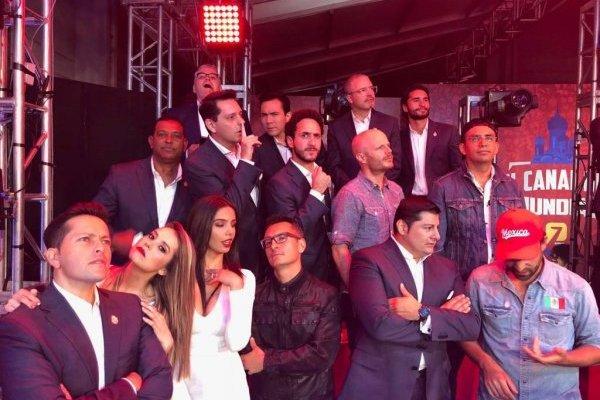 Elenco Tv Azteca