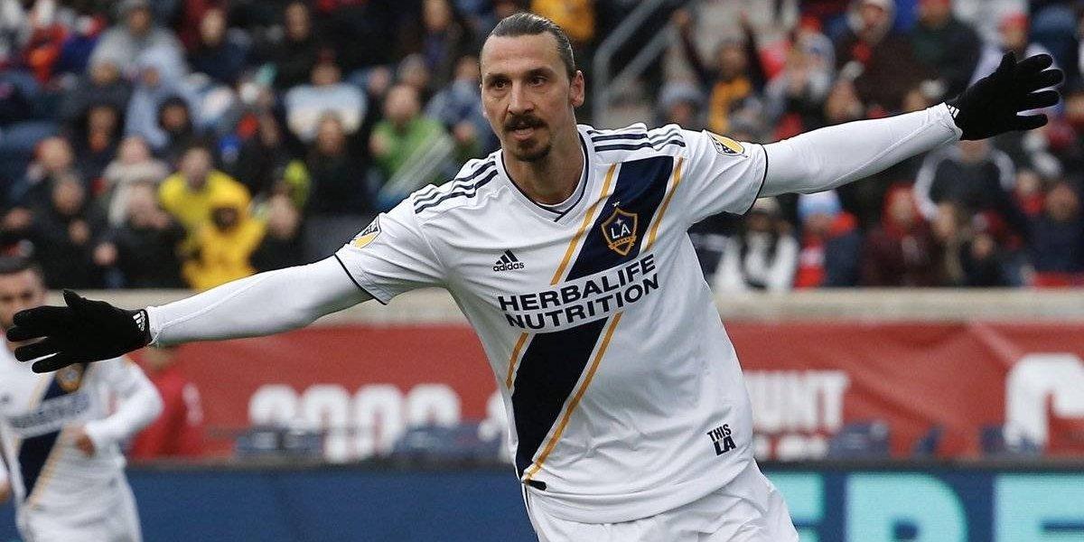 El nuevo dueño de Los Ángeles: Ibrahimovic motiva a LA Galaxy