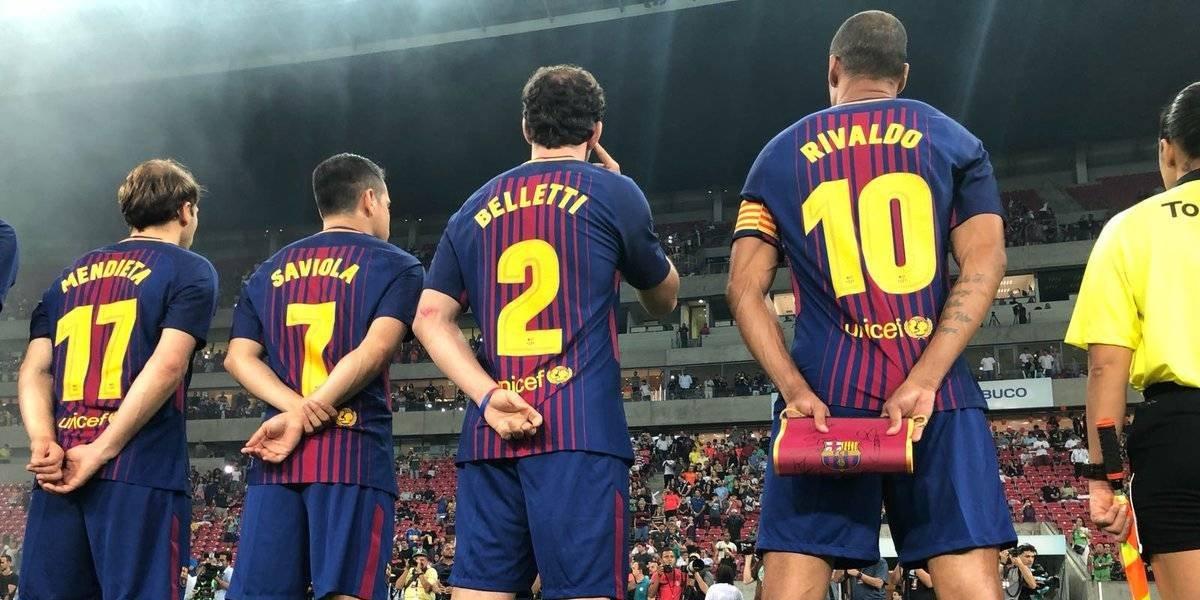 Barcelona quiso celebrar, pero salió trolleado por los aficionados