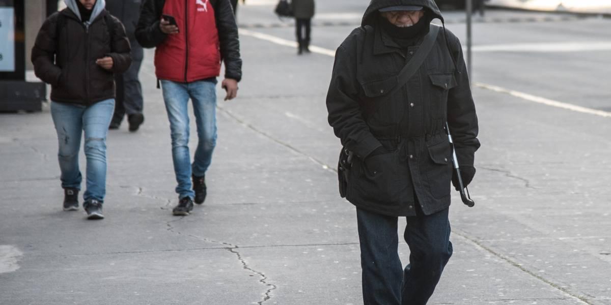 Frente frío 44 aumentará el potencial de tormentas y granizo en el país