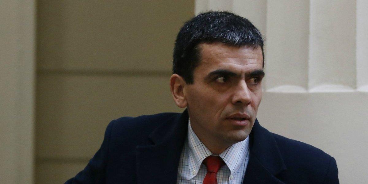 Ex fiscal Carlos Gajardo propone elevar penas al cohecho y presentará propuestas en el Congreso