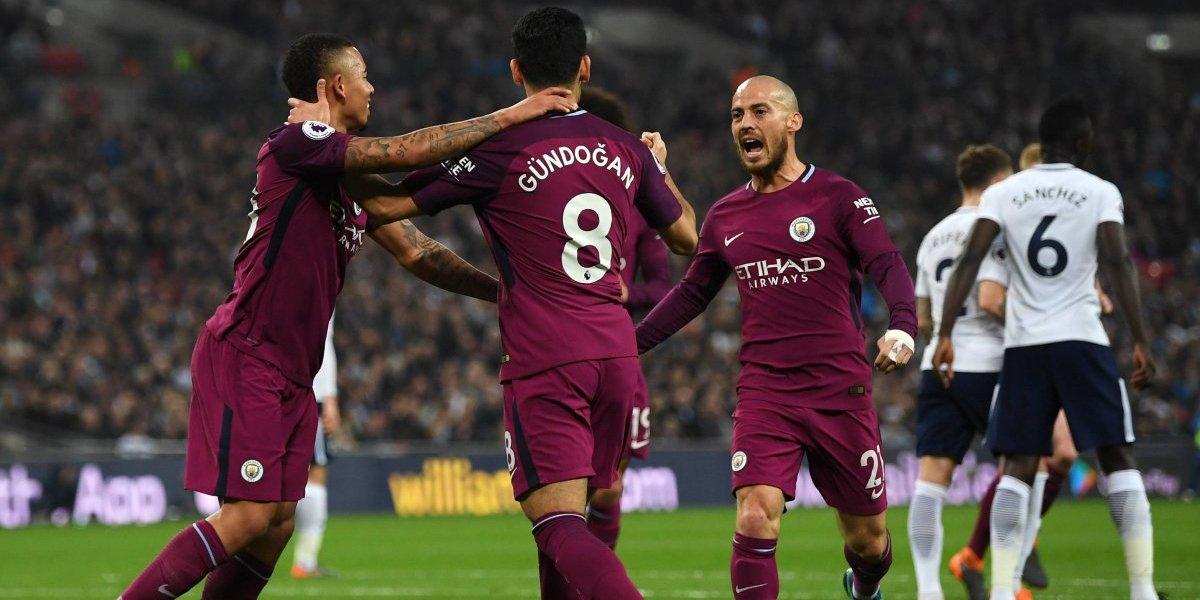 Manchester City espera una derrota del United para coronarse campeón de la Premier League