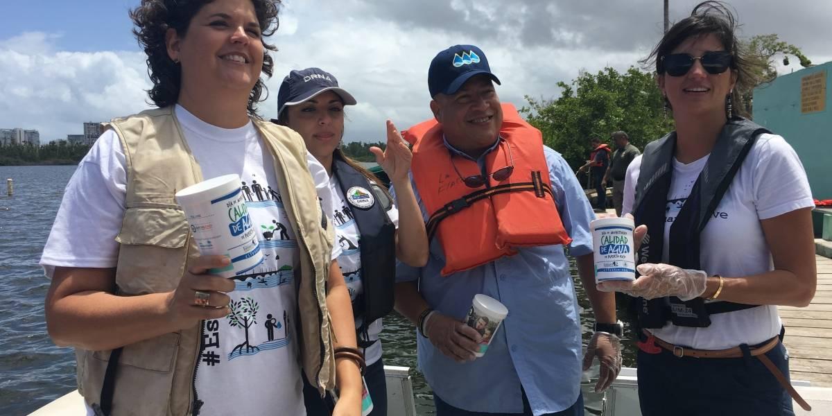 Celebran Día de Monitoreo de Calidad de Agua de Puerto Rico