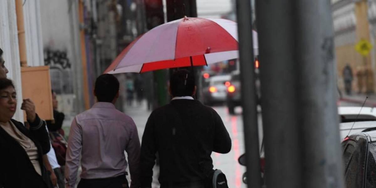 Tómalo en cuenta, Insivumeh prevé lluvias para este domingo