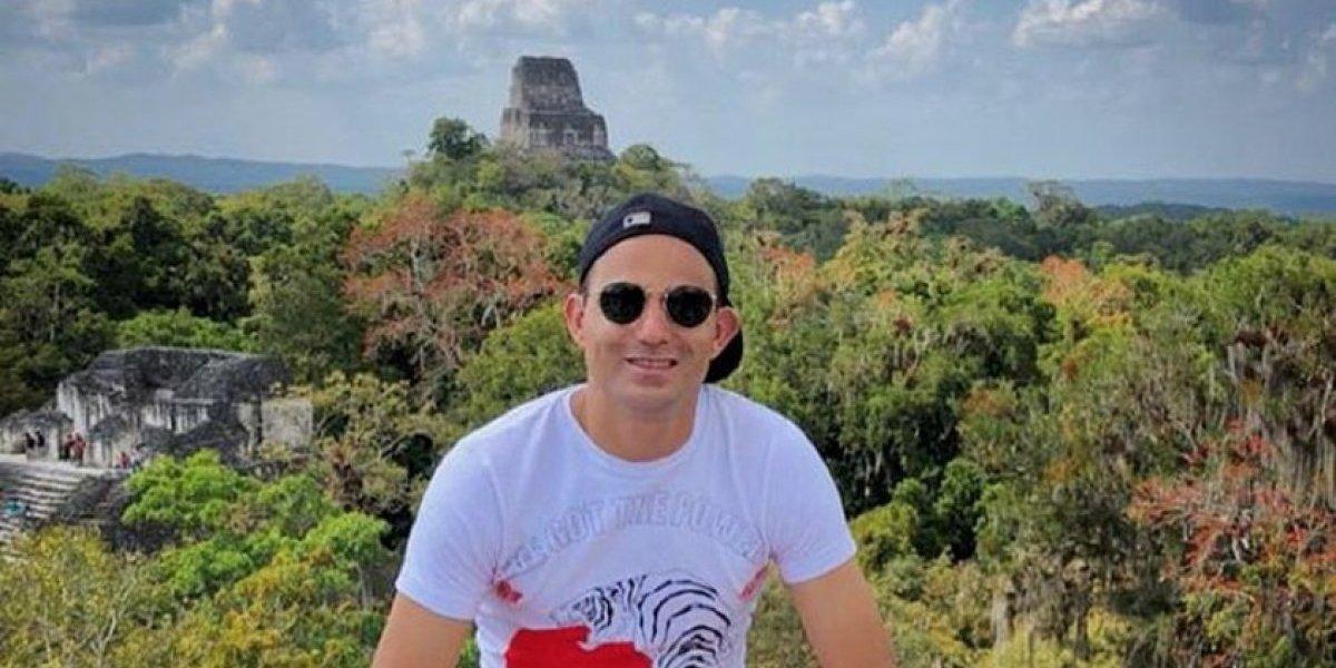 Por esta foto aseguran que Marco Pappa tiene un nuevo romance con famosa guatemalteca