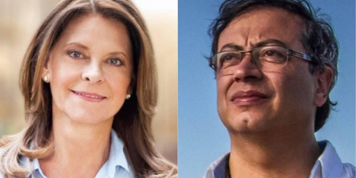 Cruce entre Marta Lucía Ramírez y Gustavo Petro por muerte de periodistas ecuatorianos