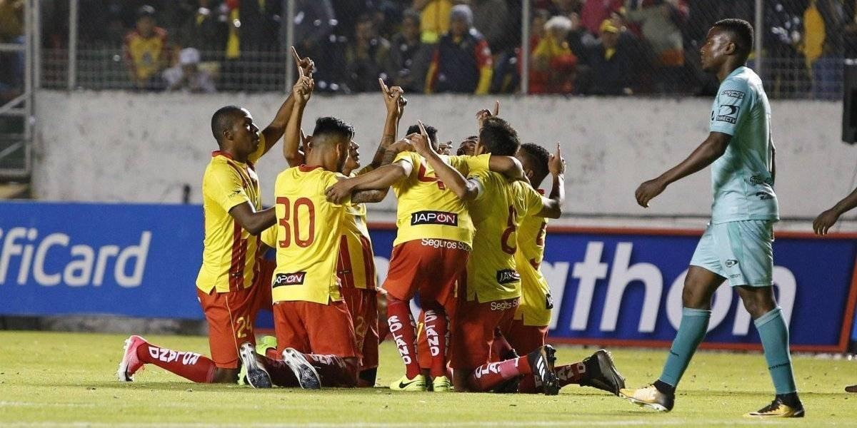 Campeonato Ecuatoriano: Sigue en vivo el partido entre Universidad Católica y Aucas