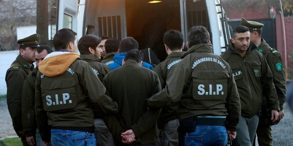 Histórico operativo de carabineros deja casi 5 mil detenidos en todo Chile por diversos delitos