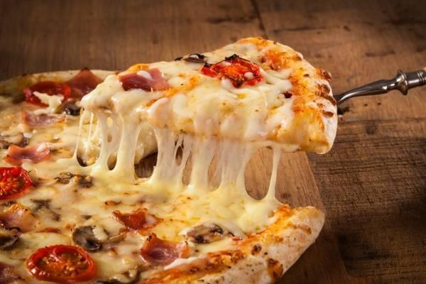 pizza mucho queso