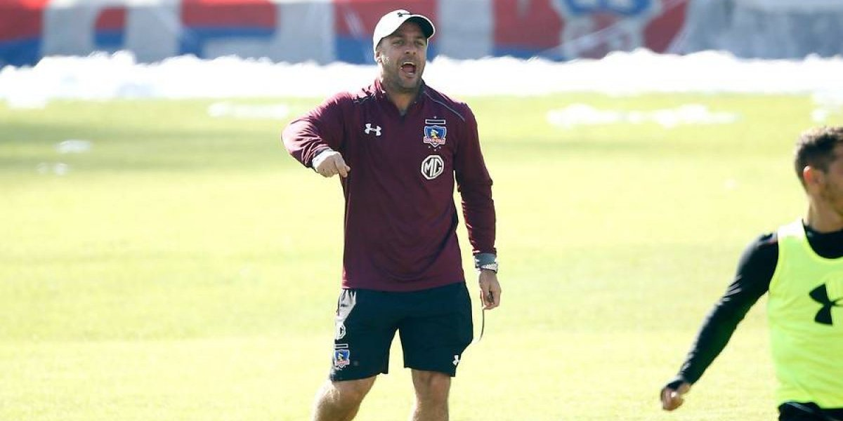 ¿El último partido de Pablo Guede? El llamativo gesto del entrenador en el Arengazo de Colo Colo