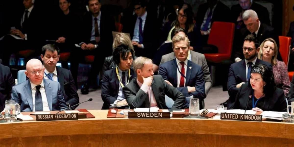 """Rusia acusa a EE.UU. y sus aliados de """"pisotear"""" el derecho internacional"""