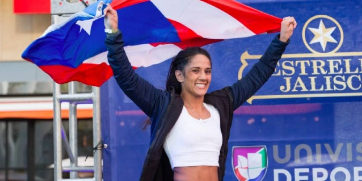 Boricua Amanda Serrano segunda mejor boxeadora del mundo