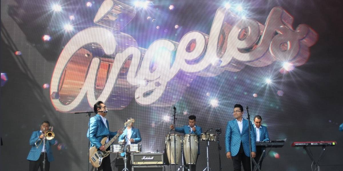 Los Ángeles Azules cautivan a público de festival Coachella
