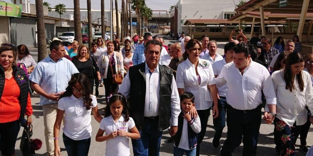 'El Bronco' asegura que su campaña se enfocará en redes sociales