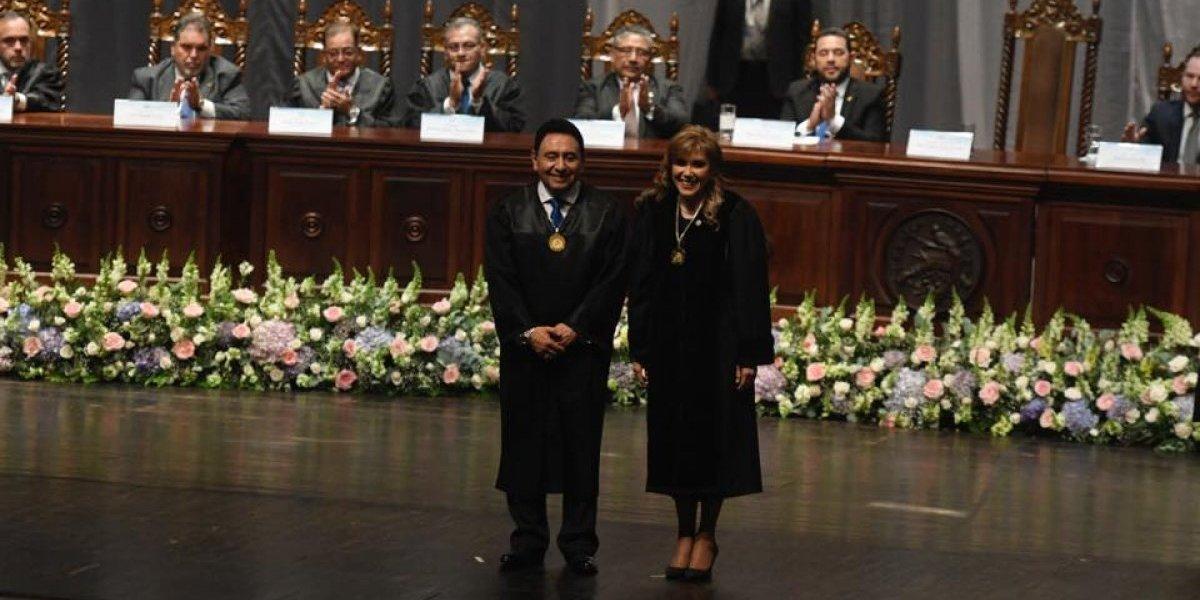 """Presidenta de la CC: """"La lucha frontal contra la corrupción y la impunidad debe de ser un esfuerzo colectivo, sin importar ideología"""""""