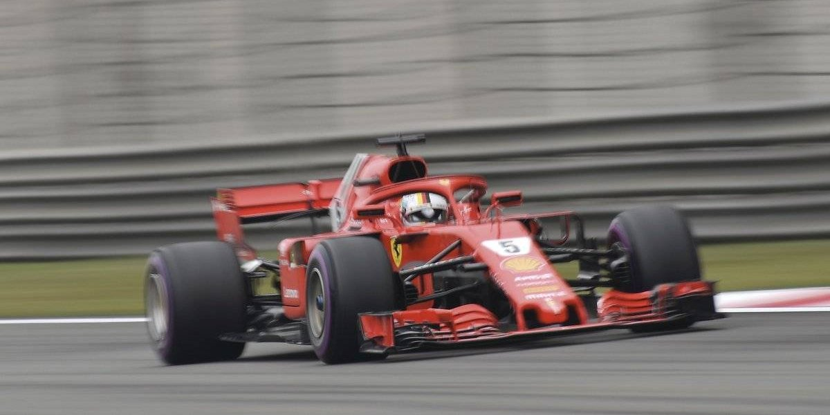 Ferrari sigue dominando a Mercedes: Vettel hace la pole position en China