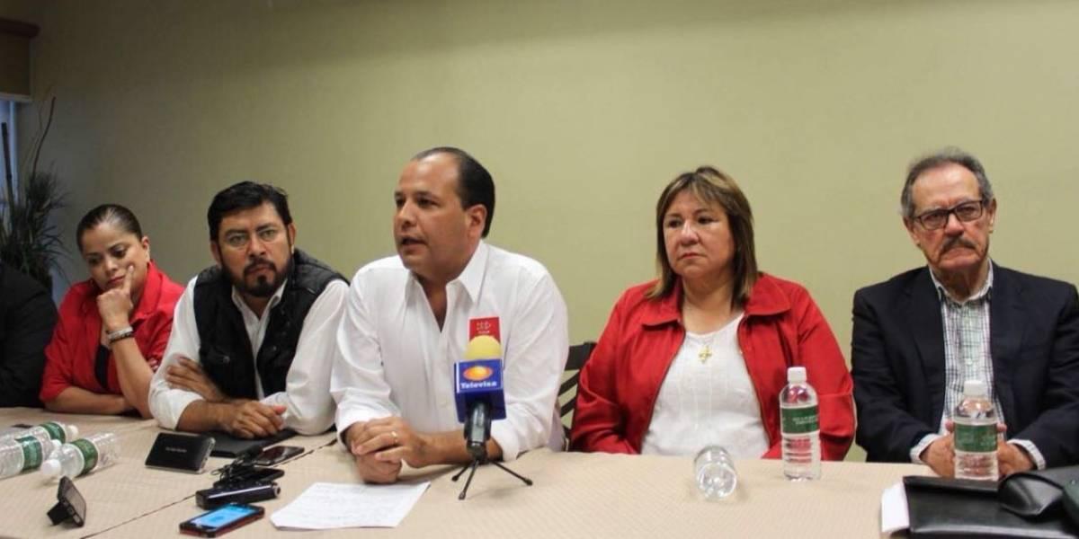 """PRI Chihuahua exige al gobernador Corral que """"saque las manos del proceso electoral"""""""
