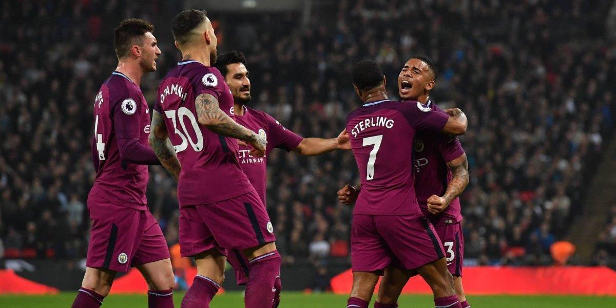 El Manchester City se corona campeón de la Premier League gracias al United