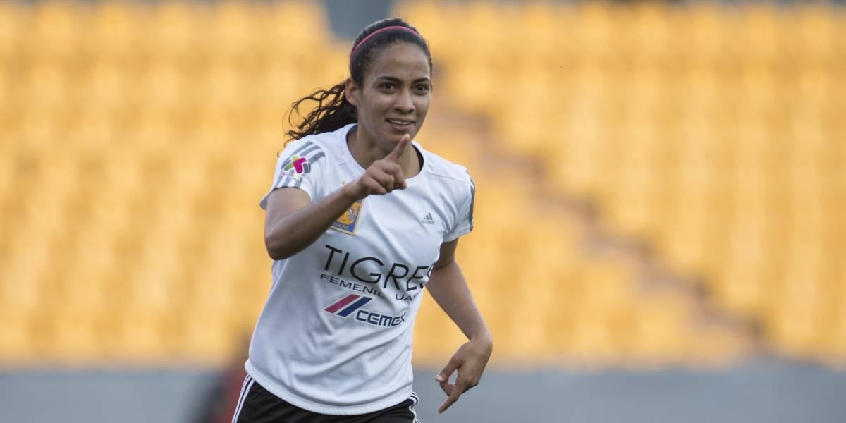 Tigres va por primer zarpazo ante América en la semifinal femenil