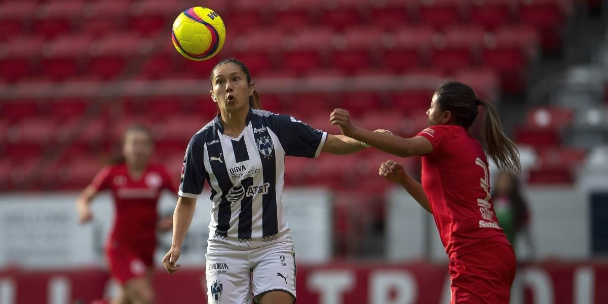 En suspenso pase a la Final entre Rayadas y Toluca