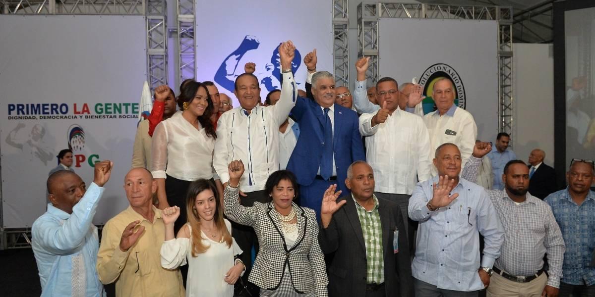 Antiguos miembros del PRD vuelven al partido