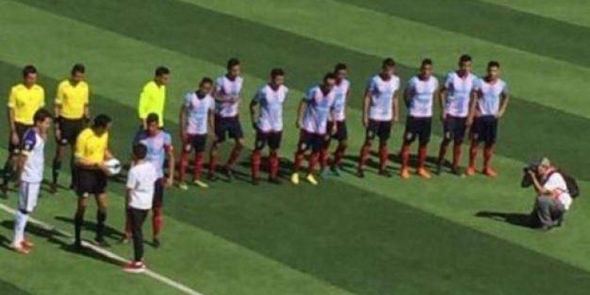 Jugadores de la Segunda División protestan por falta de pago