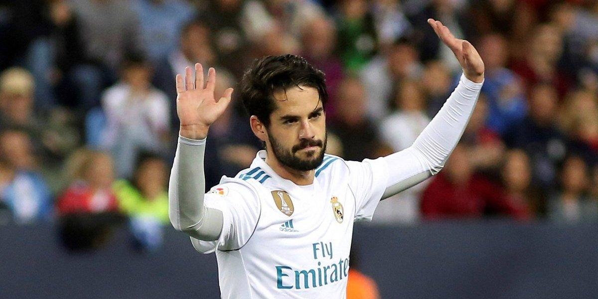 Real Madrid recupera el tercer puesto en La Liga