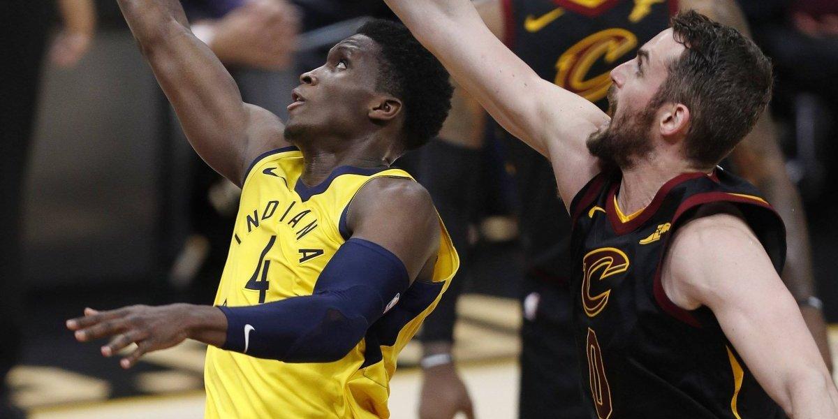 Víctor Oladipo deja sin efecto triple-doble de LeBron James