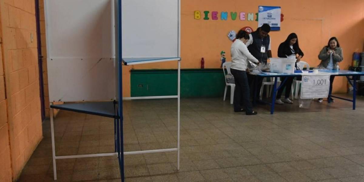 Habilitan opciones para consultar centros de votación