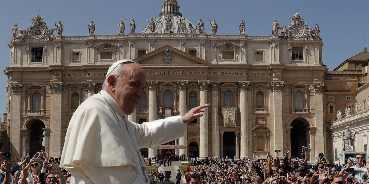 Papa Francisco consuela a niño que le preguntó si su papá ateo esta en el cielo