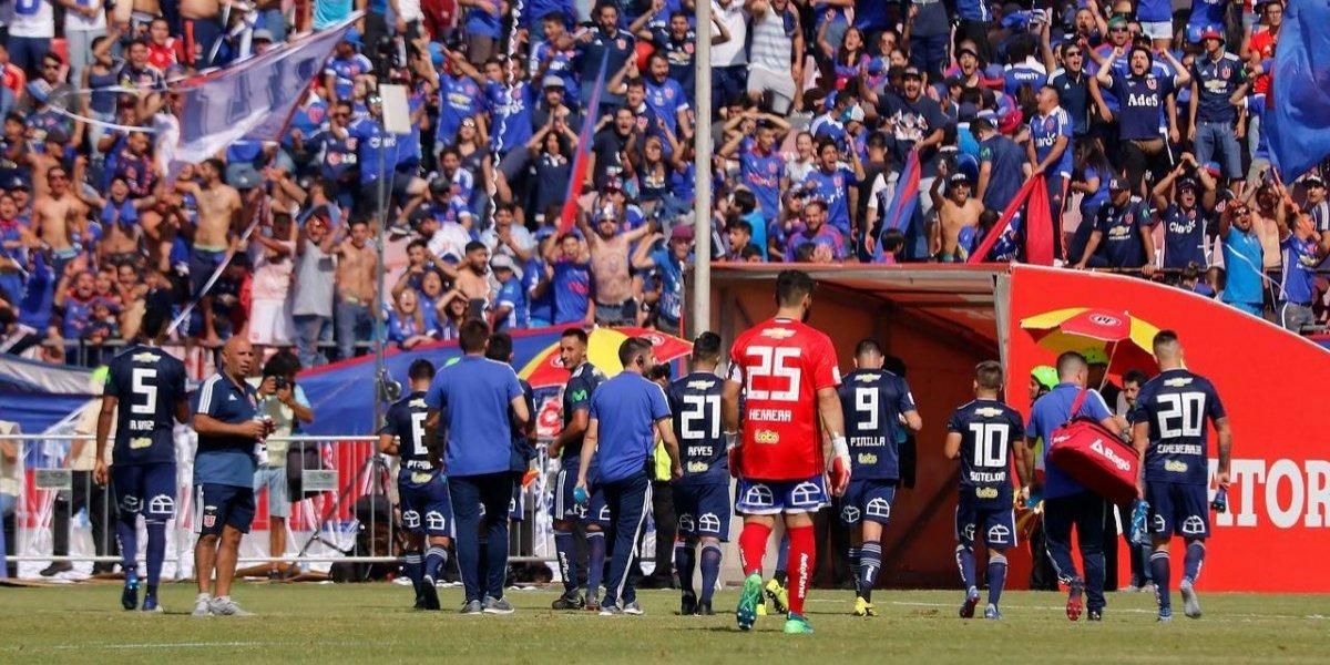 ¿Cómo se levanta a la U tras perder el Superclásico y pensando en Cruzeiro?