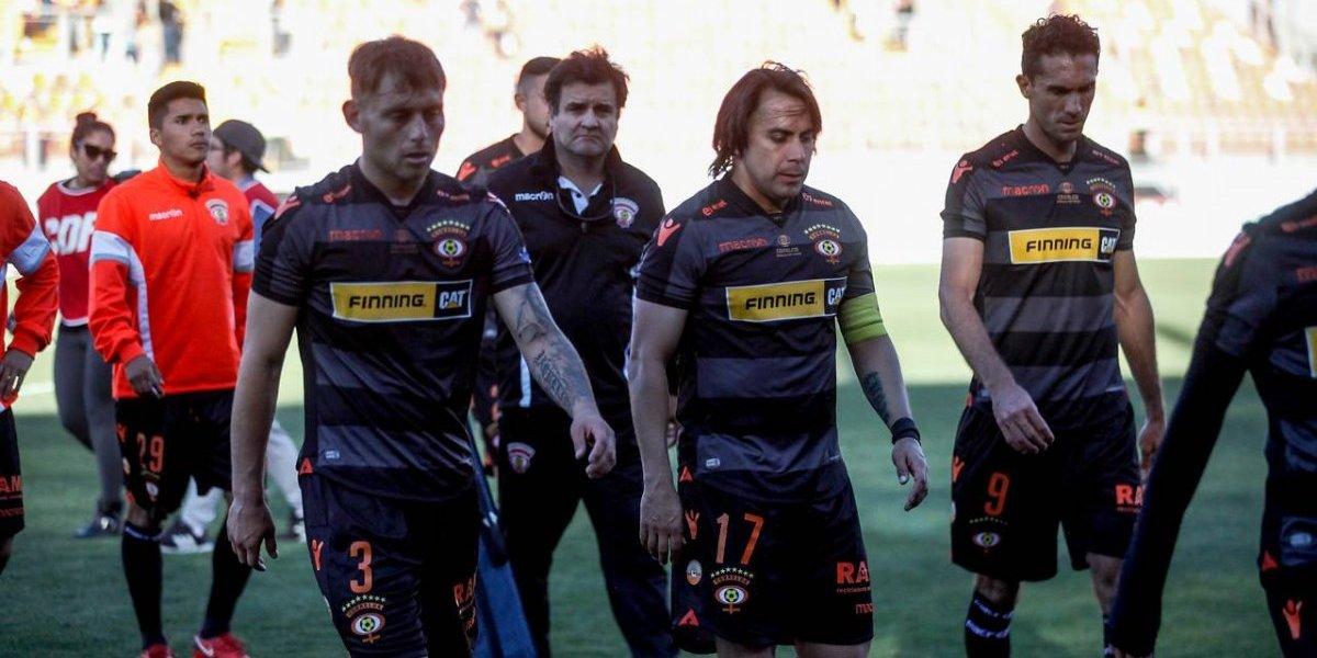 Primera B: Cobreloa perdió el invicto en Calama y Wanderers fue goleado por Coquimbo