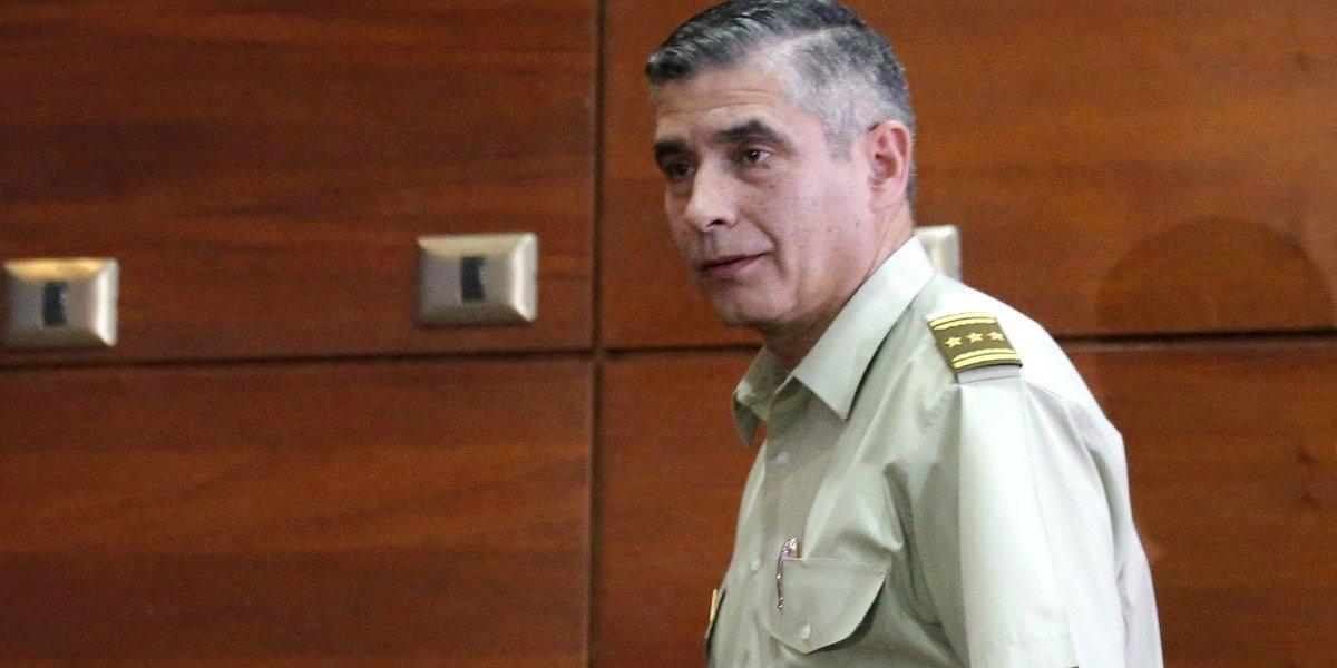 Suspenden formalización de Gonzalo Blu por Operación Huracán