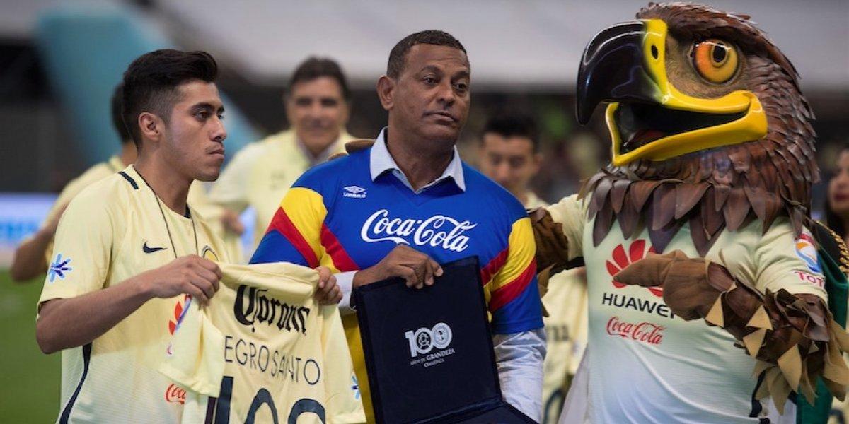 'Negro' Santos, avergonzado del América que vio ante Monterrey