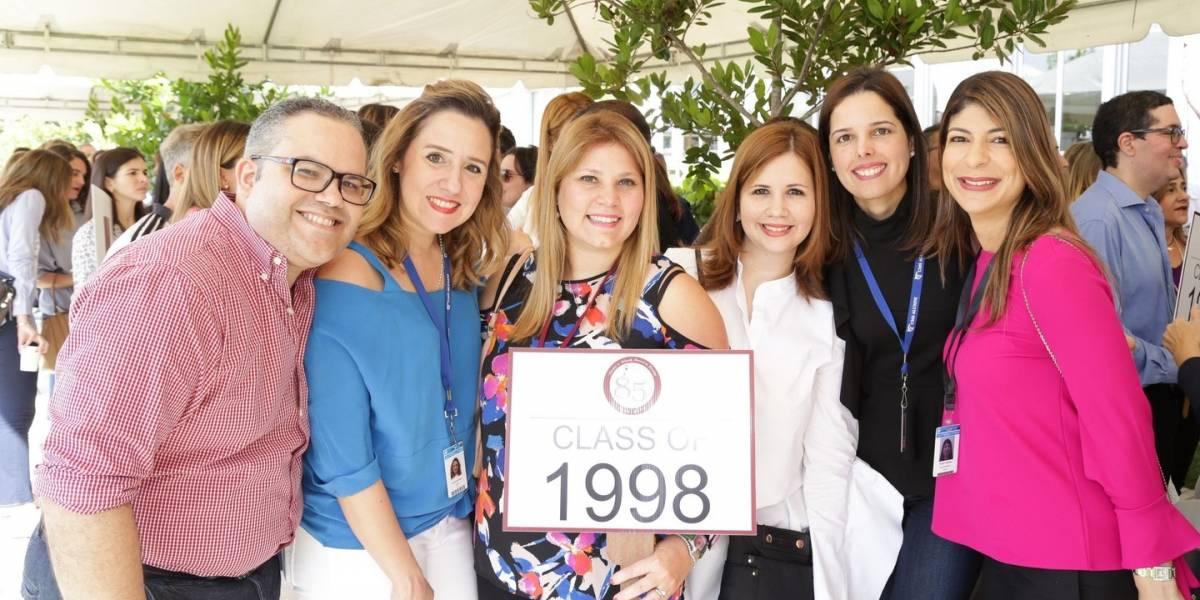 #TeVimosEn: Colegio Carol Morgan celebra sus 85 aniversario