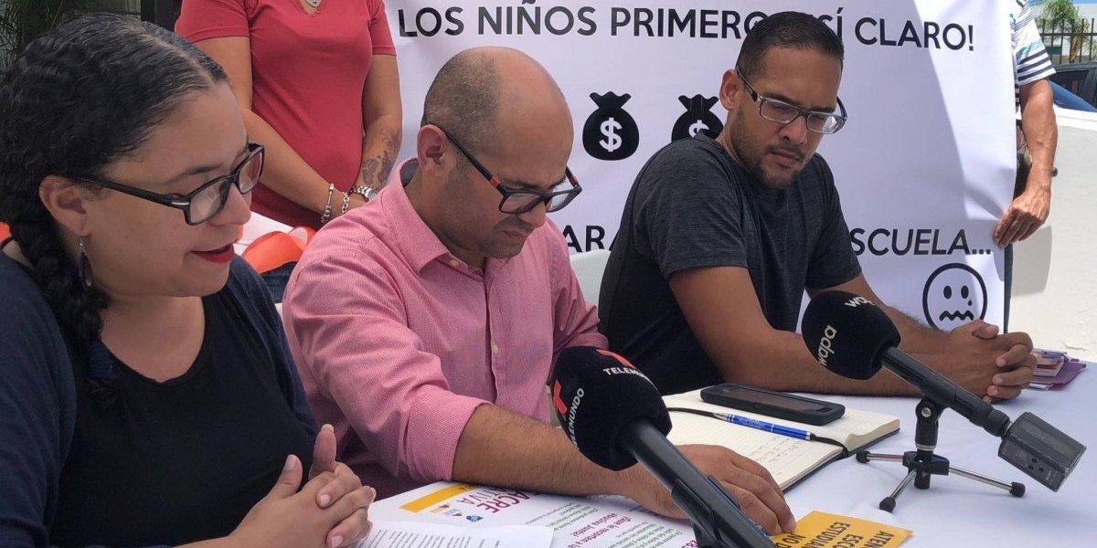 Padres exigen informes de Educación para determinar cierre de escuelas