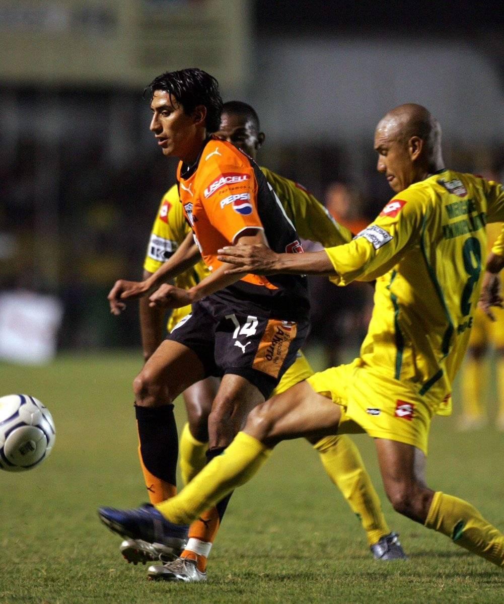 Marquense en su participación en la Liga de Campeones de la Concacaf.