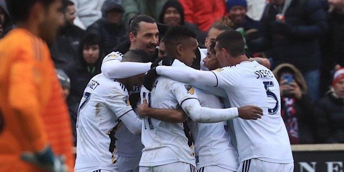 Zlatan apunta para ir a Rusia 2018