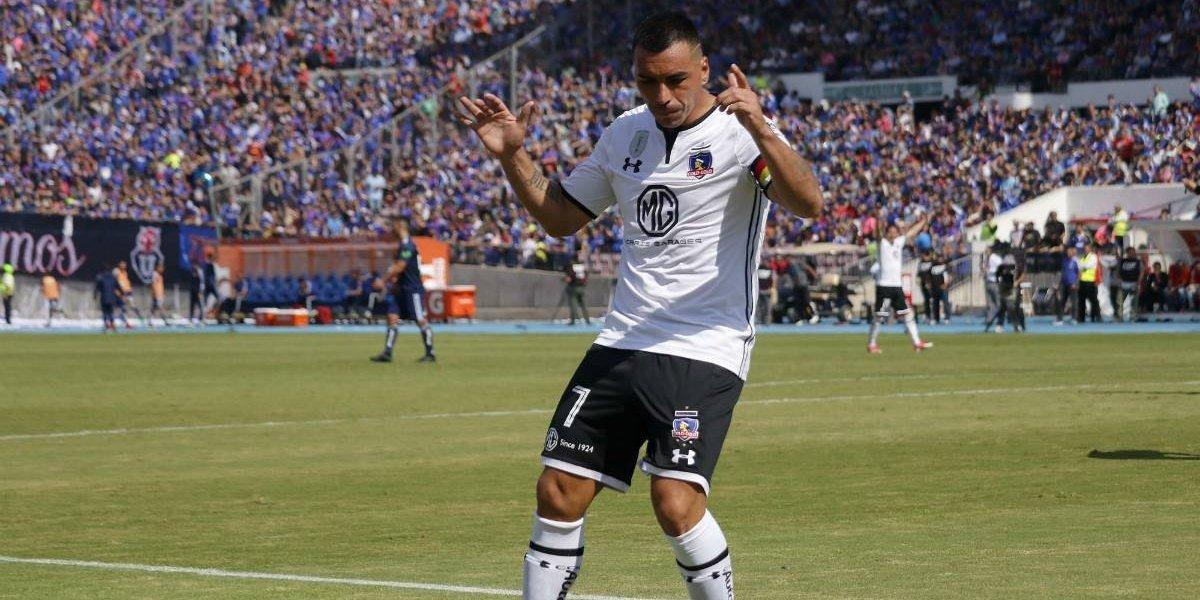 """Esteban Paredes, feliz por la victoria en el Superclásico: """"Sabemos jugar estos partidos"""""""