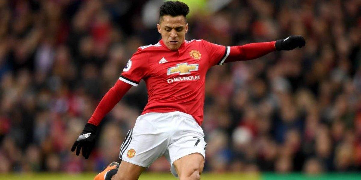 Minuto a minuto: Alexis Sánchez y su United quieren evitar la coronación del City ante West Brom
