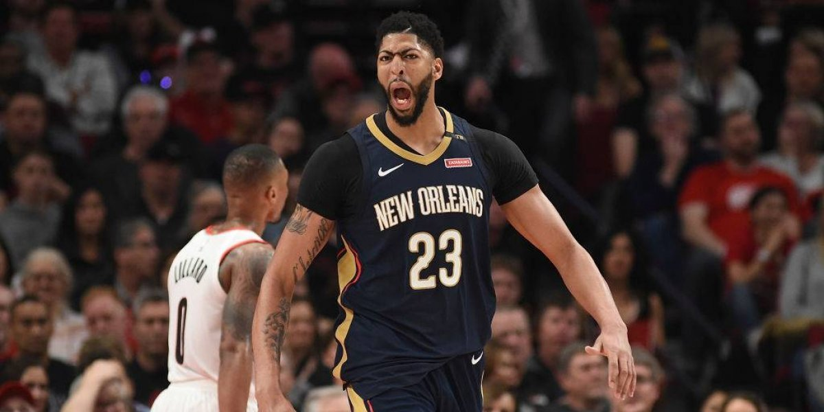 Vence Pelicans a Trail Blazers 97-95