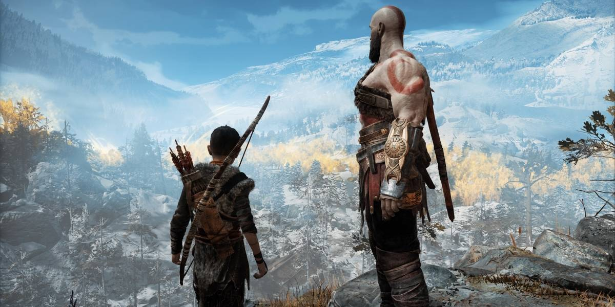God of War: La soberbia reinvención de Kratos [FW Labs]