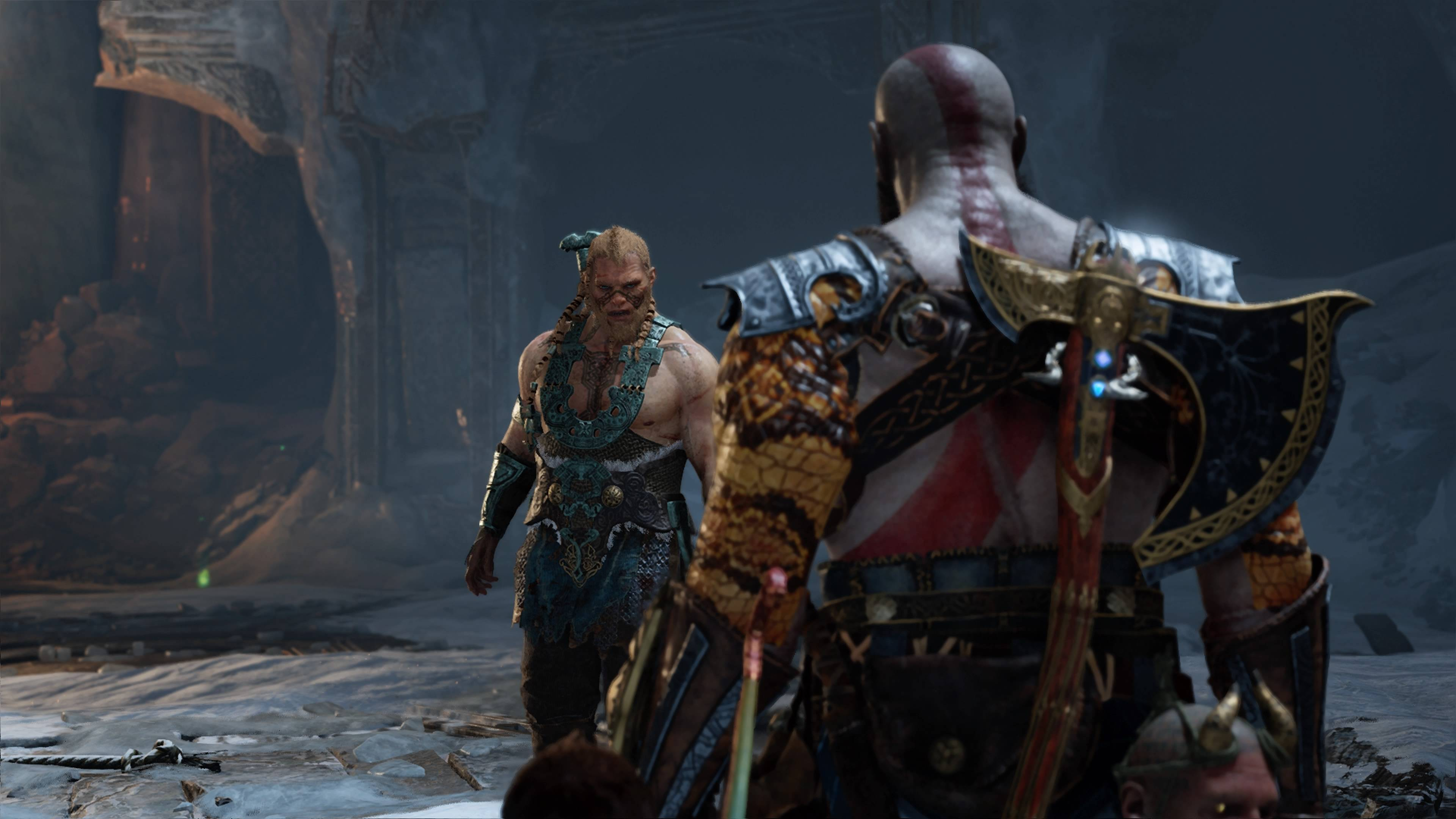 God of War jefe