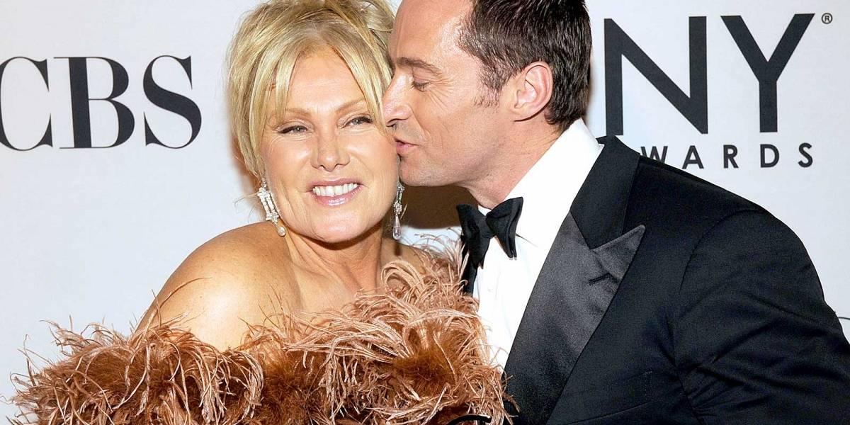Hugh Jackman deja a un lado la rudeza de sus personajes y se convierte en un romántico empedernido